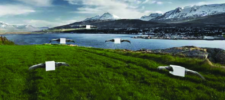 Listasumar á Akureyri - Hausmynd